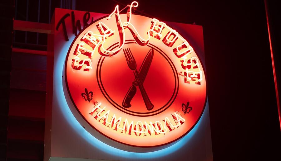 The Steakhouse Fine Dining Restaurant In Hammond La